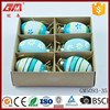 Wholesale Handmade Hanging Beautiful Easter Glass Eggs Decorations