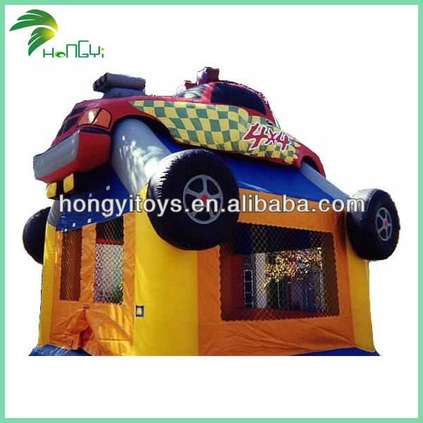 Cute square Inflatable Bar