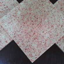 hot sale pink quartz stone countertops