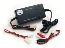 NiMH/NiCD Battery Packs 6-12V 1A/2A Smart Universal Charger for hobby battery,airsoft gun battery