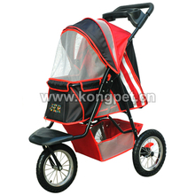 Collapsible pet stroller/pet trolley/pet travel strolley PS007