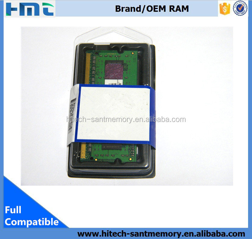 Non ECC sodimmm 1gb1333mhz ddr3 pc 10600 memory ram with ETT original chips