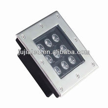 JU-3007-9W LED recessed step light,led floor lights