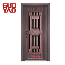 Latest 304 stainless steel entrance door design main gate colors made in China