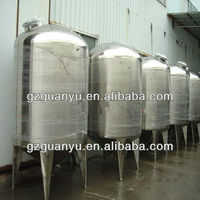 fuel oil tank /stainless steel storage tank