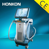HONKON-808XH diode laser hair removal and skin rejuvenation machine , your best choice