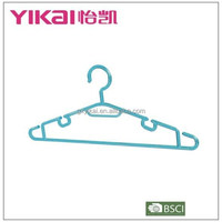 2016 new style PP plastic trousers/shirt/skirt clothes hanger