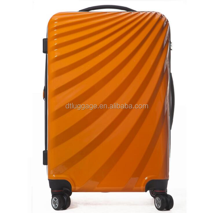 cheap carry on 3 pieces abs pc suitcase sky travel aluminum trolley hard luggage bags sets with tsa luggage lock