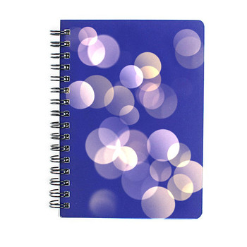 Popular Accepted Bulk A5 A6 Custom Printed Calendar Dairy Spiral Notebook 2018 Planner