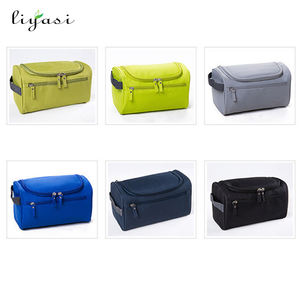 Hanging Toiletry Bag Organizer for Women men Makeup travel cosmetic bag