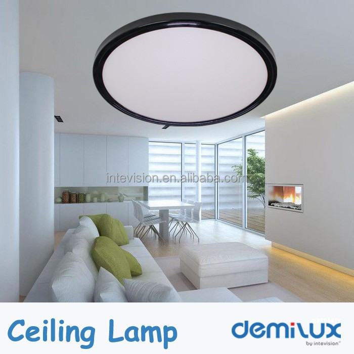 2015 new hotel round ceiling light aluminium acrylic led ceiling lamp