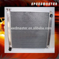 Auto aluminum radiator for N ISSAN AXXESS 90-95 , STANZA 90-92 AT