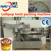 NF-350 Automatic Lollipop Bunch Wrapping Machine