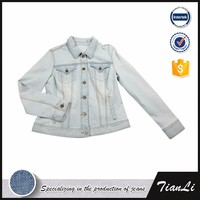 Breathable Spring Women Cheap Varsity Jacket