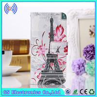 Beautiful Designs PU Leather Flip Cover for Blackberry Bold 9790