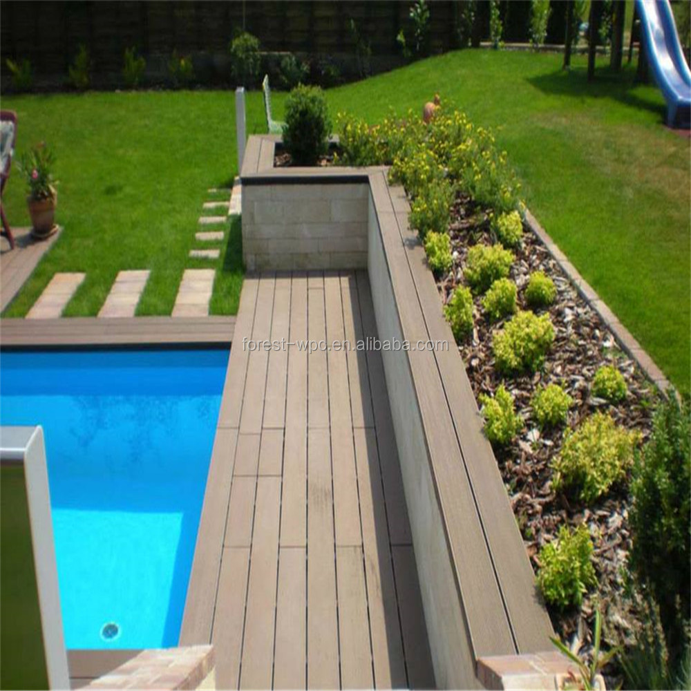 Wood antiseptic decking rubber deck tile used wood floor for Timber decking for sale