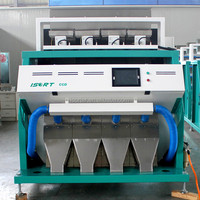2016 New Product:pigeon peas beans color sorter/coffee bean processing machine