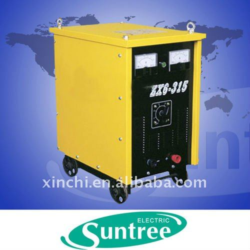 ZX6 DC welding machine DC three phase silicon rectifier arc welder