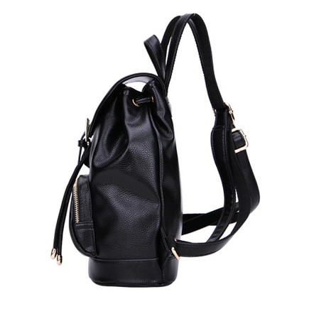 2016 Hot Sell Fashional PU Girl Backpack