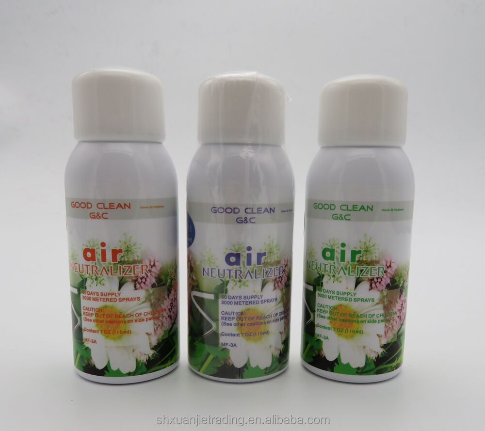 Atomizer squash different scents glade custom scents wholesale air freshener