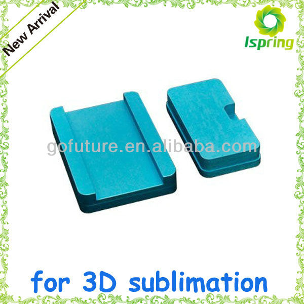 2013 factory supply, high-heat-resistant 3d sublimation jig
