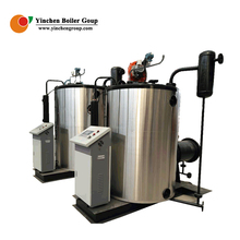 Yinchen Vertical Type Industrial Once Through Water Tube Boiler