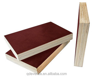 container flooring plywood / melamine paper laminated plywood / best plywood