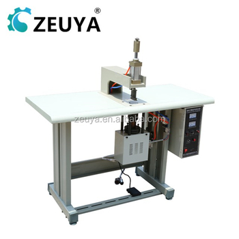 Hand Bag Ultrasonic Spot Welding Machine