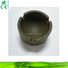 Wholesale colourful cigar silicone ashtray custom printing logo
