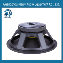 professional full range driver ferrite speaker woofer daul cone subwoofer home theater audio high quality spaker 21""