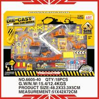 6605-40 toy fire truck