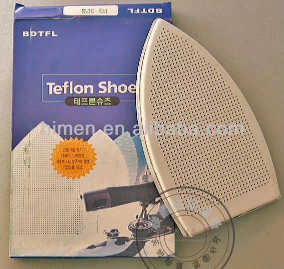 sewing accessories teflon shoes teflon iron shoes BS-3PC