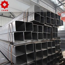 black layers 6 20*20 carbon welded rectangular ms erw structural steel pipe