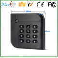rfid proximity card reader keyboard access control system