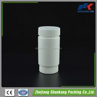 Wholesale Pharmaceutical Packaging PE Plastic Bottles,120ml White Pharmacy Pill Bottle Hdpe Pack Sex Drugs for Men