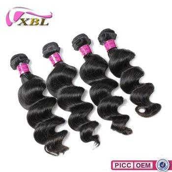 XBL New Arrival Mongolian Human Hair Double Layers 100% Virgin Hair Vendors