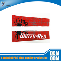 subliamtion printed protective arm sleeve high school sport arm sleeve for player