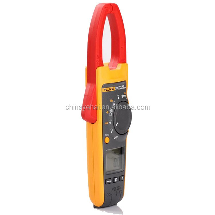Fluke 376 True-RMS 1000A AC/DC Clamp Meter with iFlex digital