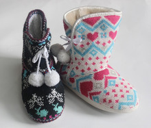 fashion new style warm indoor boots