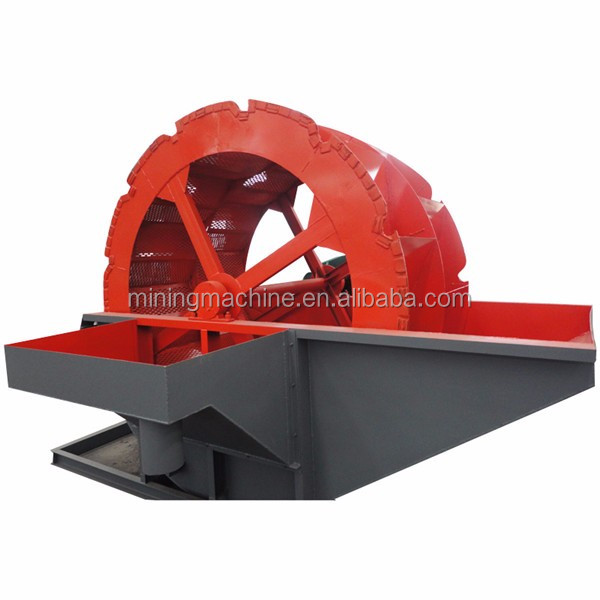 automatic sand sieving machine