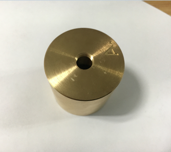High quality OEM service brass turning spare parts