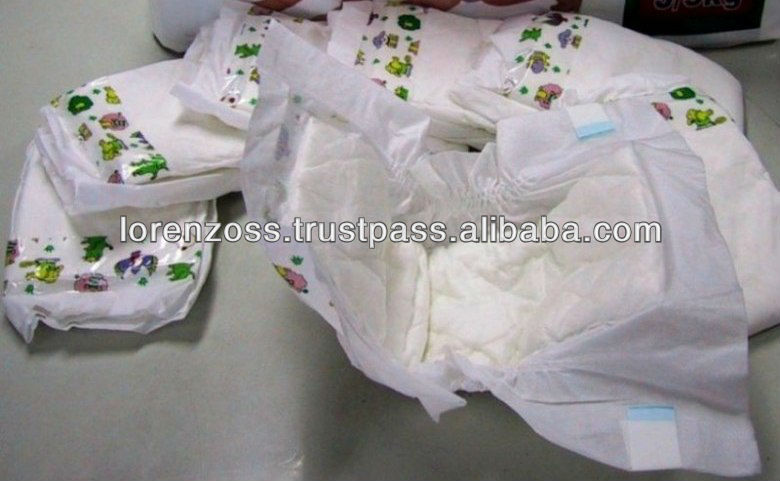 Hot!!! Disposable Baby Diapers