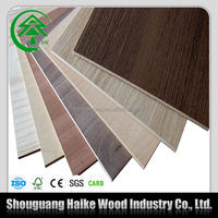 colorful 18mm melamine faced mdf with low price