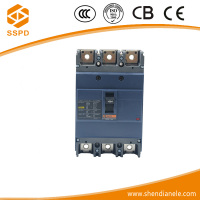 Wenzhou best brand CEZD 160A 3P Manufacturer mccb current online shopping manual transfer switch shunt trip circuit breaker