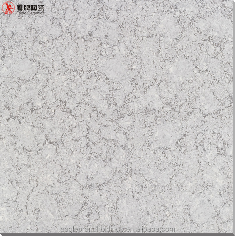 gray marble look porcelain tile, glossy vitrified polished floor tiles ceramic