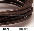 4mm Round Leather Cords From BORG EXPORT