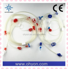 Hemodialysis Blood Tube With AV Fistula Needle