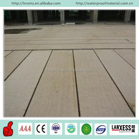 2mm Self Adhesive Modified Asphalt Waterproof Membrane for Roofs