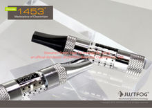 New Model Justfog 1453 clearomizer Maxi clearomizer