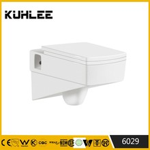 Chaozhou one piece Ceramic wall-hung one piece toilet china KL-6029B